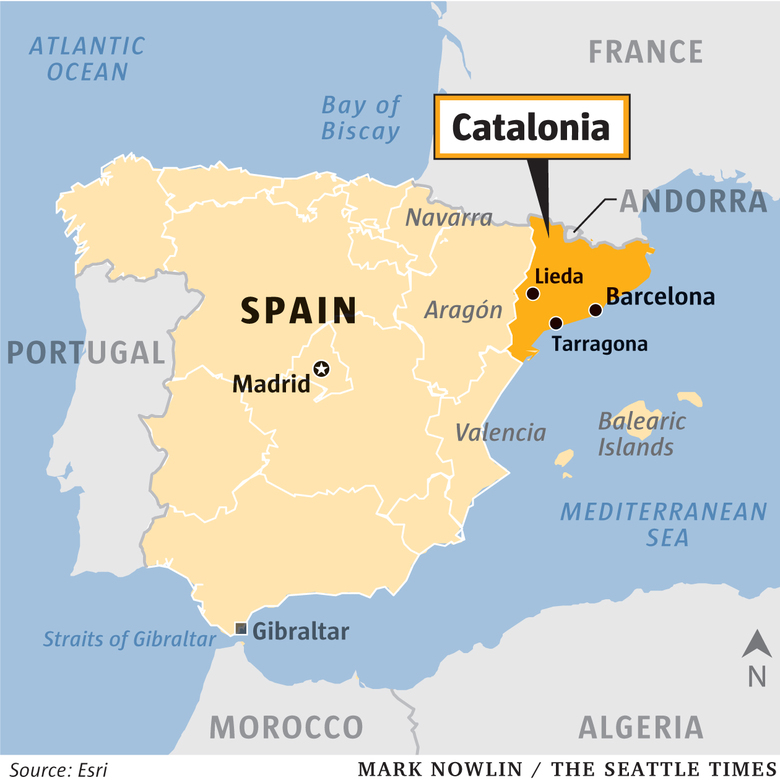 Resolved: Spain should grant Catalonia its independence