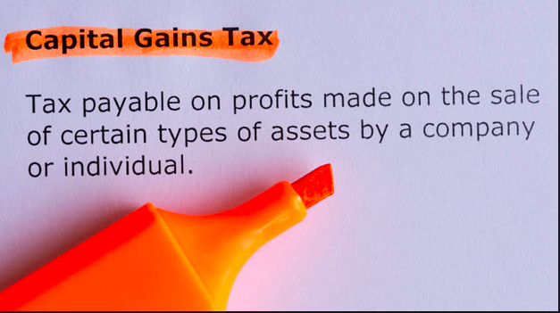 Resolved: The United States should abolish the capital gains tax (Bibliography and Files)