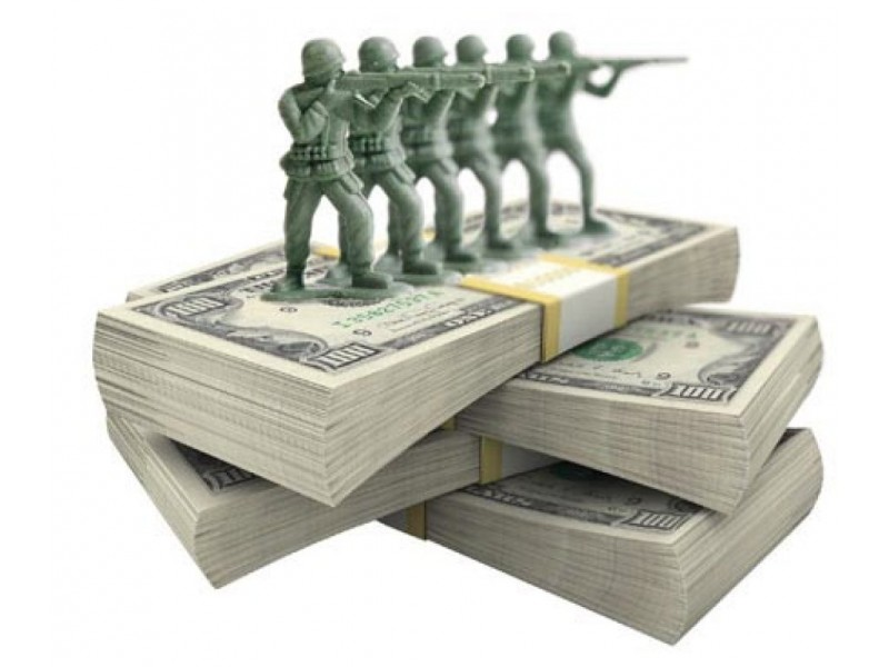 Reducing the Federal Debt: Defense Cuts Bad (Con)