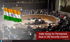 India Security Council Updates